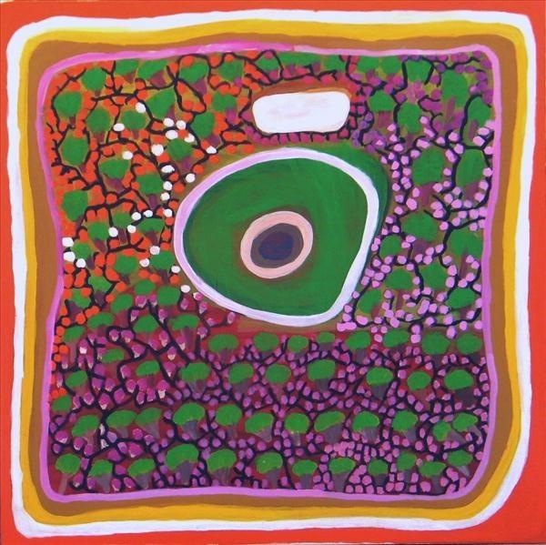 , 'Kuralkural Jila,' 2006, Rebecca Hossack Art Gallery