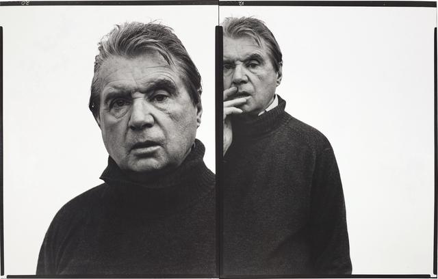 Richard Avedon, 'Francis Bacon, artist, Paris, April 11, 1979', 1979, Phillips