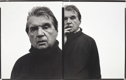 Richard Avedon, 'Francis Bacon, artist, Paris, April 11, 1979,' 1979, Phillips: Photographs (November 2016)