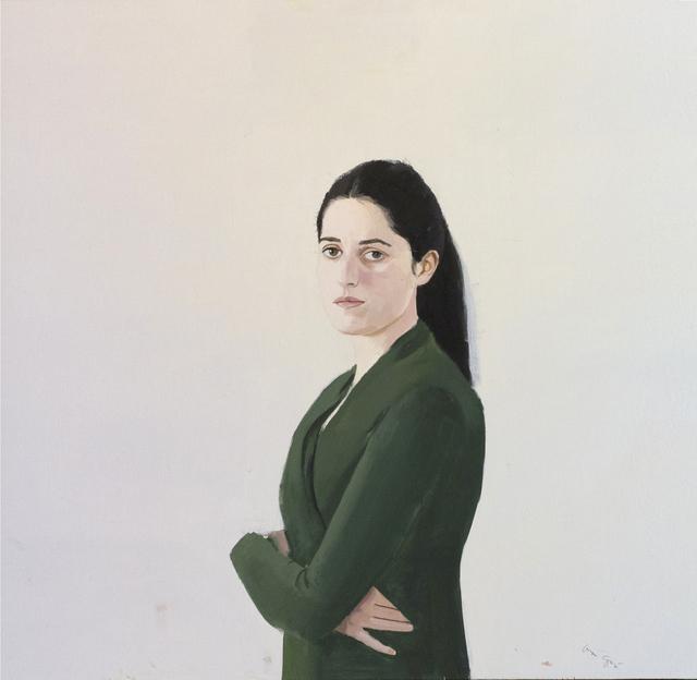 , 'Irene,' 2016, PontArte