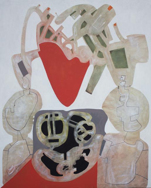 , 'Run V,' 2018, Matthew Liu Fine Arts