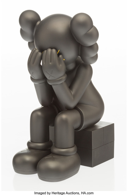 KAWS, 'Companion (Passing Through)', 2013, Heritage Auctions