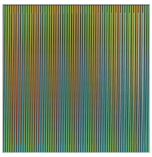 , 'Physichromie 2575 Paris C,' 2013, Galerie Mitterrand