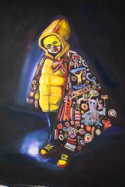 Yassine Balbzioui, 'Yellow Boy', 2018, Kristin Hjellegjerde Gallery