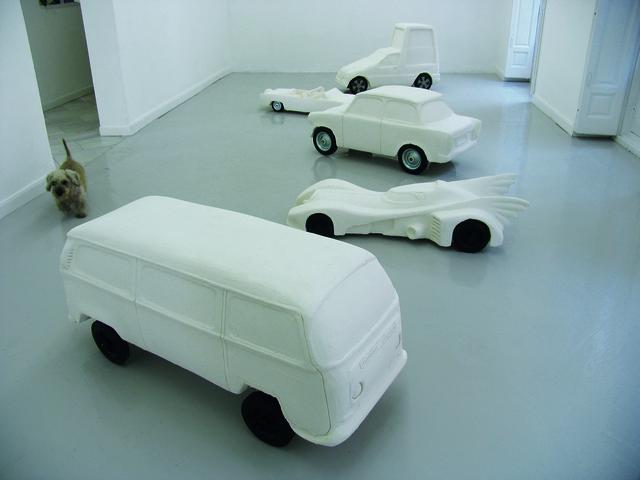 , 'PROTOTIPOS,' 2004, Galería Juana de Aizpuru