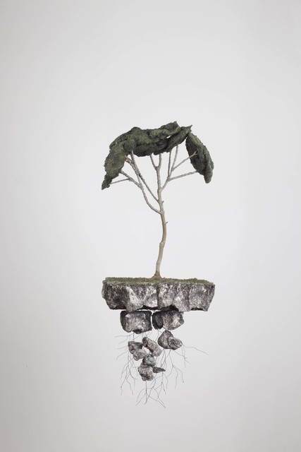 , 'Untitled (arbre et racines),' 2013, Voice Gallery