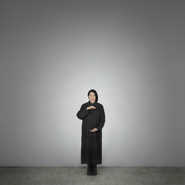 ", 'Holding Emptiness (A) (from the series ""With Eyes Closed I See Happiness""),' 2012, Galerie Krinzinger"