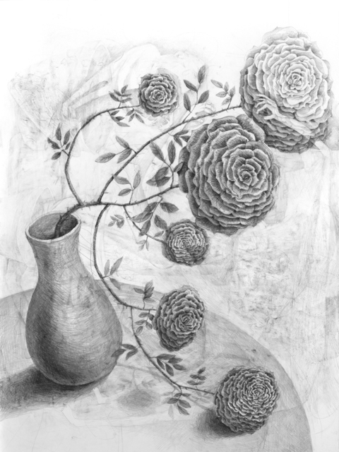 Stefan Zsaitsits, 'roses and spirits', 2019, Galerie Gans