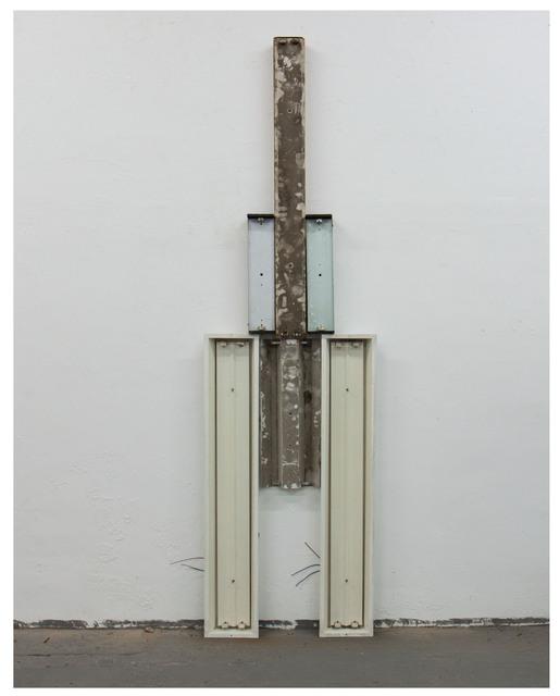 , '(Un) Monumento por V. Tatlin # 7,' 2015, Galería Vermelho