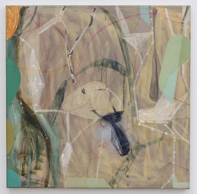 , 'La diplomacia del ciego II,' 2000, Mai 36 Galerie