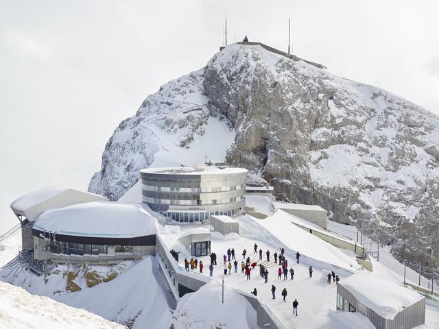 , 'Mount Pilatus, Lucerne, Switzerland,' 2016, Zeitgeist