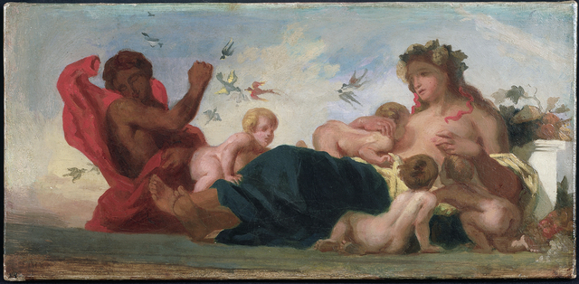 , 'L'Agriculture,' 1834, Jill Newhouse Gallery