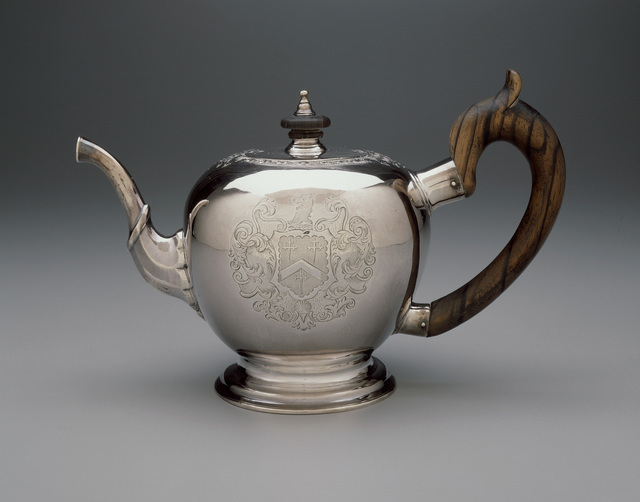 , 'Teapot,' 1730-1735, Museum of Fine Arts, Boston