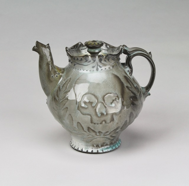 , 'Victory of Death Teapot,' 2018, Eutectic Gallery