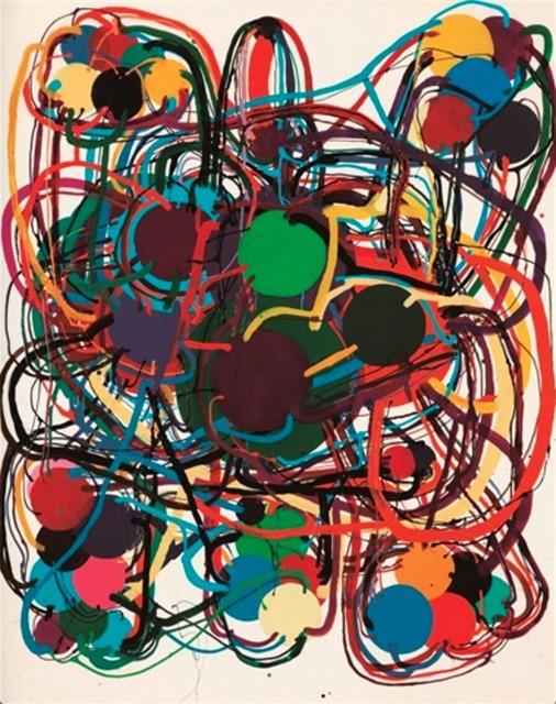 , 'Work,' 1976, de Sarthe Gallery