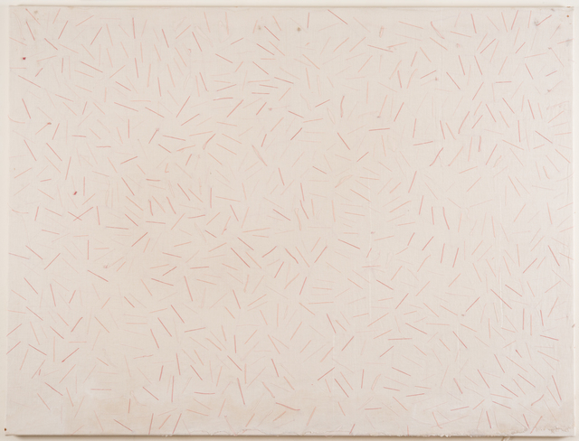 , 'Bâtons pédagogiques (No. inv. 185),' 1972-1973, GALERIE ARNAUD LEFEBVRE
