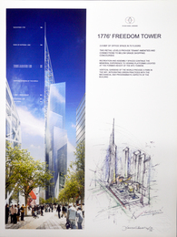 1776' Freedom Tower