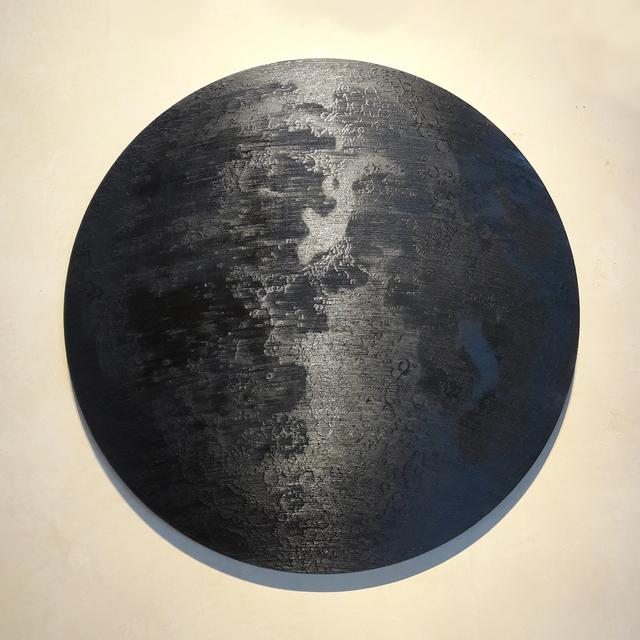 , 'Black Moon,' 2011, William Siegal Gallery