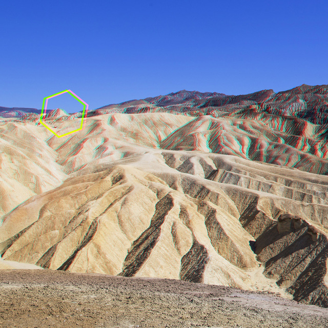 , 'Constructions 01   Death Valley,' ca. 2010, The Print Atelier