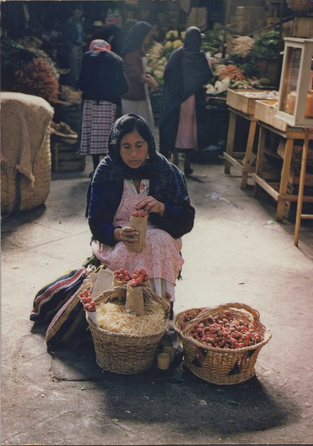 , 'Strawberry Woman, Morelia, Mexico,' 1956, Robert Mann Gallery