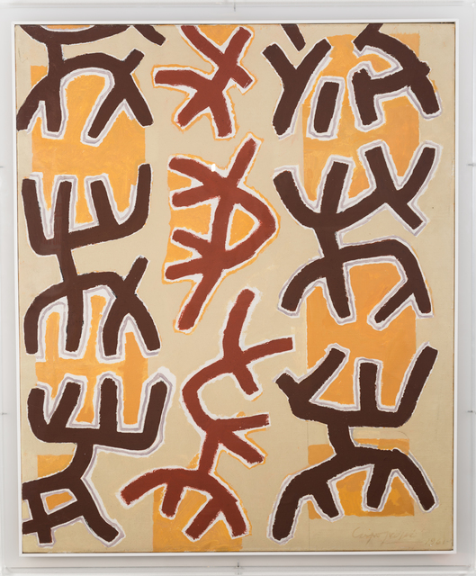 , 'SUPERFICIE 442,' 1961, Galleria Alfieri