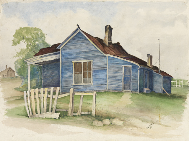 Robert Neal, 'Untitled (Southern Landscape)', 1982, Swann Auction Galleries