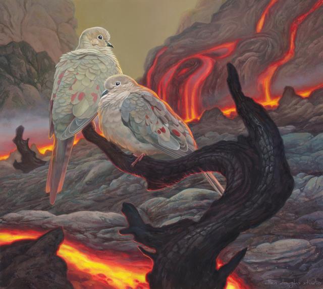 , 'Ashfall,' , IX Gallery