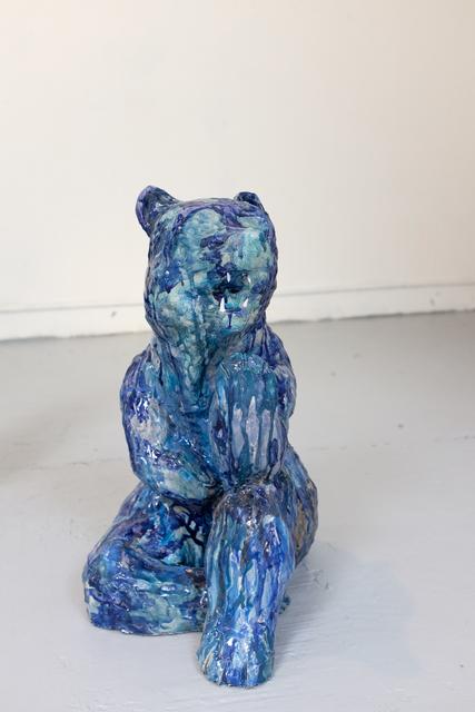 , 'Bear thinker,' 2018, Antonine Catzéflis