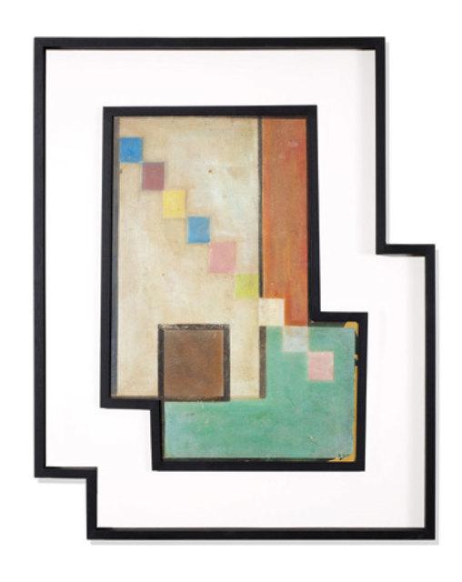 , 'Diagonale des Carrés,' 1935, Simões de Assis Galeria de Arte