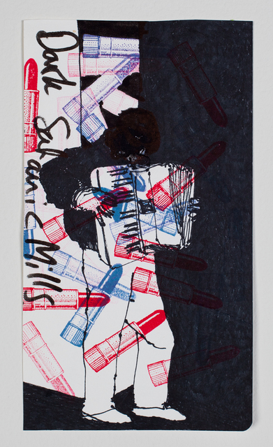 , 'Dark Satanic Mills,' 2012, Michael Benevento