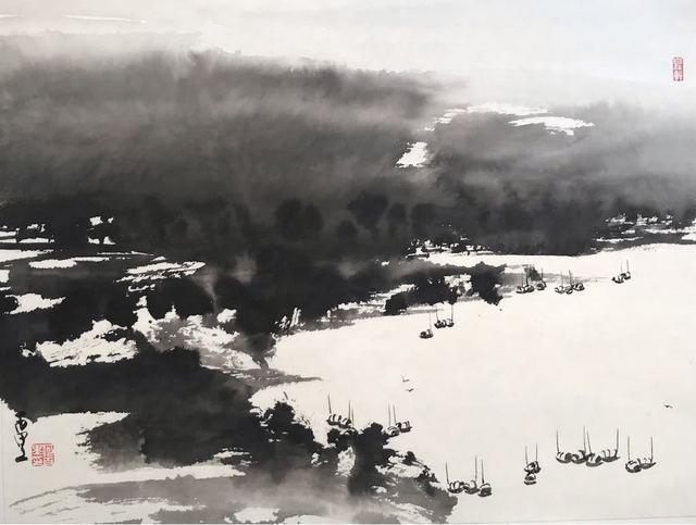 , 'Idyllic Hong Kong 1801-2,' 2018, Galerie Koo