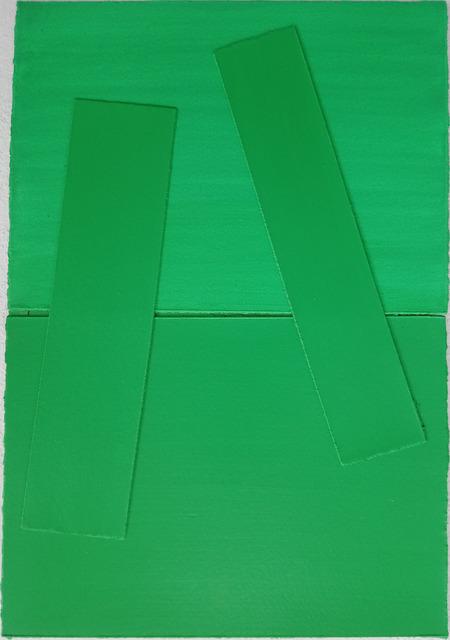 , 'Untitled,' 2018, Galería Manuel Ojeda