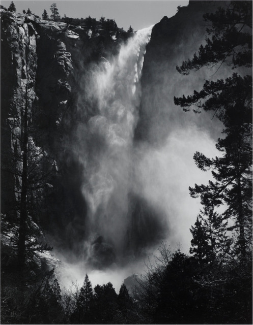 Ansel Adams, 'Bridalveil Fall, Yosemite National Park, California', 1927, Etherton Gallery