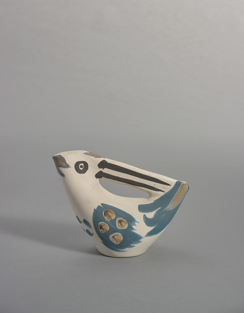 Pablo Picasso, 'Pichet anse prise (A.R. 186)', 1953, Other, Terre de faïence pitcher, painted in colors, Sotheby's