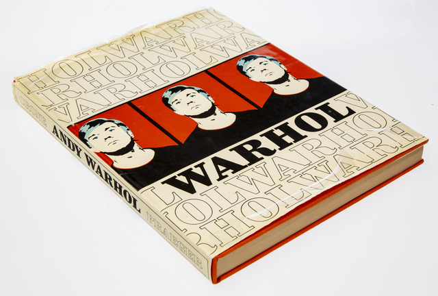Andy Warhol, 'Andy Warhol', 1970, Books and Portfolios, Hardcover book, Heritage Auctions