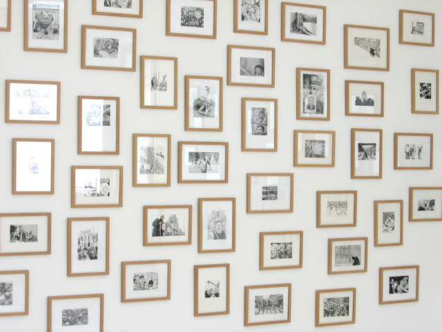 , 'Untitled (100 Demonstration Drawings),' 2006, 1301PE