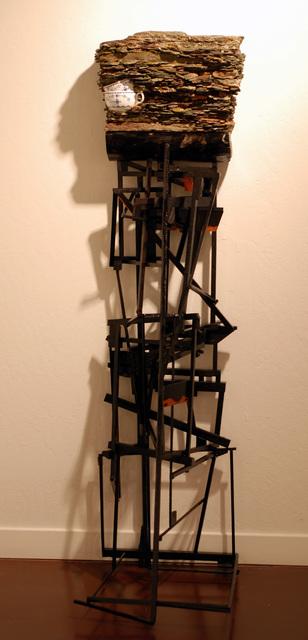 , 'Material Study #10,' 2014, JAYJAY