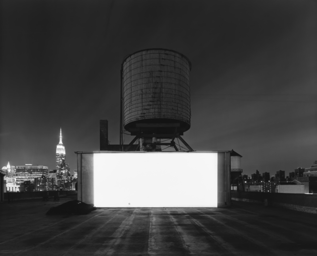 , 'Wolf Building Rooftop, New York,' 2014, Marian Goodman Gallery