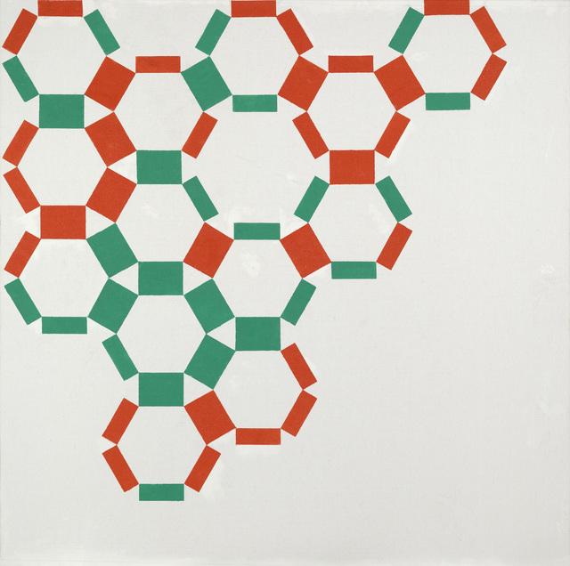 , 'Hexagonal sequences,' 2015, Waterhouse & Dodd