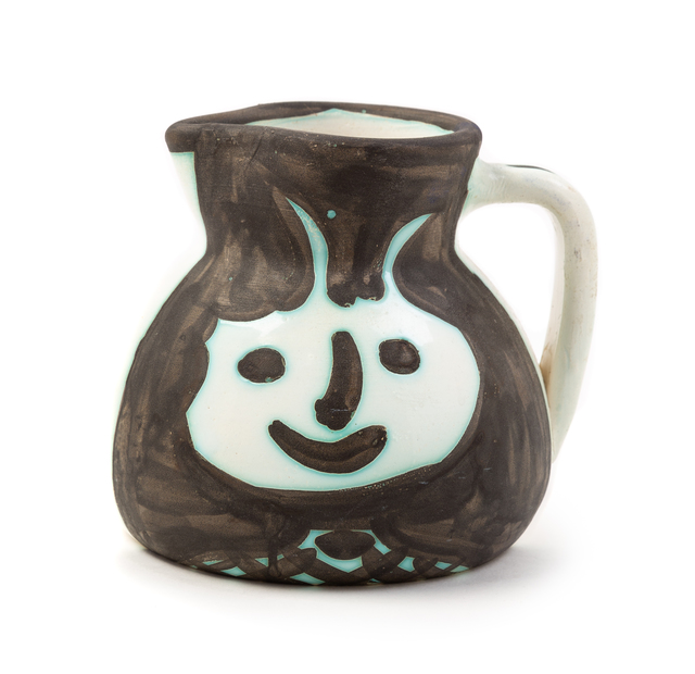 Pablo Picasso, 'Tetes', 1956, Design/Decorative Art, Glazed ceramic, Hindman