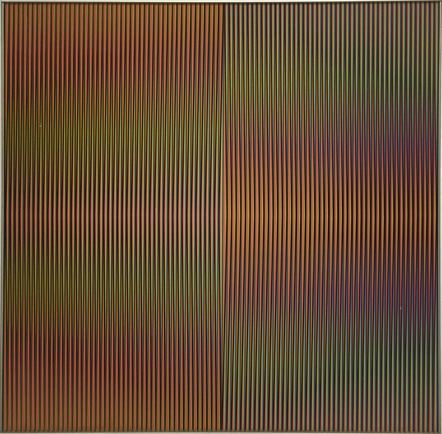 , 'Physichormie 975,' 1978, Durban Segnini Gallery