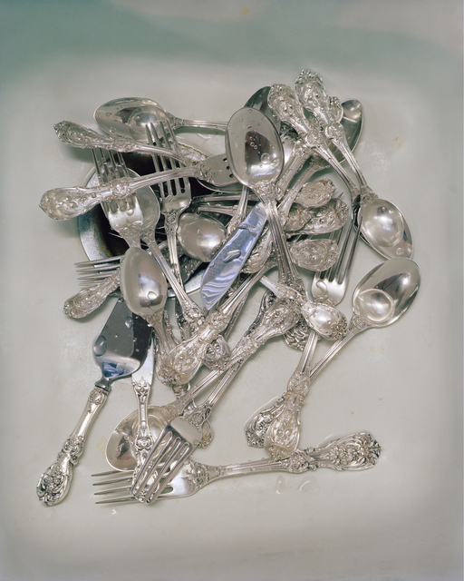 , 'Wedding Silver,' 2010, Tracey Morgan Gallery