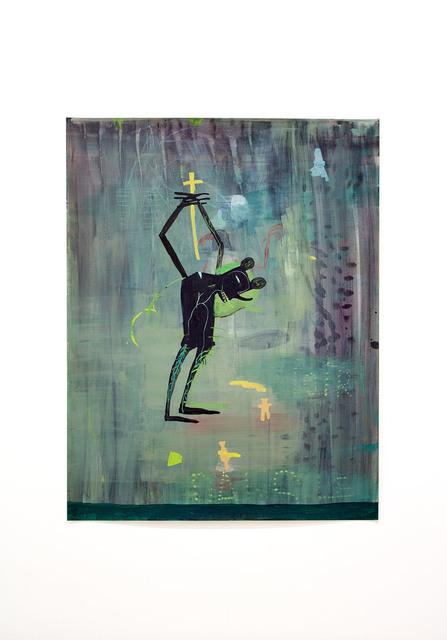 , 'Epées,' 1988, carlier | gebauer