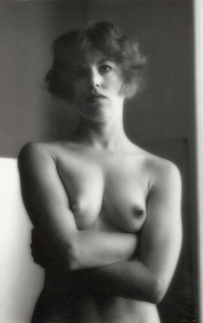 Ruth Bernhard, 'Female Nude with Crossed Arms', 1960s, Contemporary Works/Vintage Works