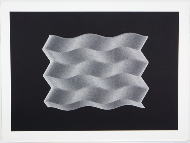 , 'Waveform Studies IX,' 1977-2003, BERG Contemporary