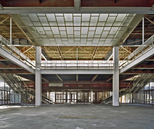 , 'Museum des 20. Jahrhunderts (20er Haus), Nr. 2, Wien, Architekt Karl Schwanzer,' 2007, Christine König Galerie