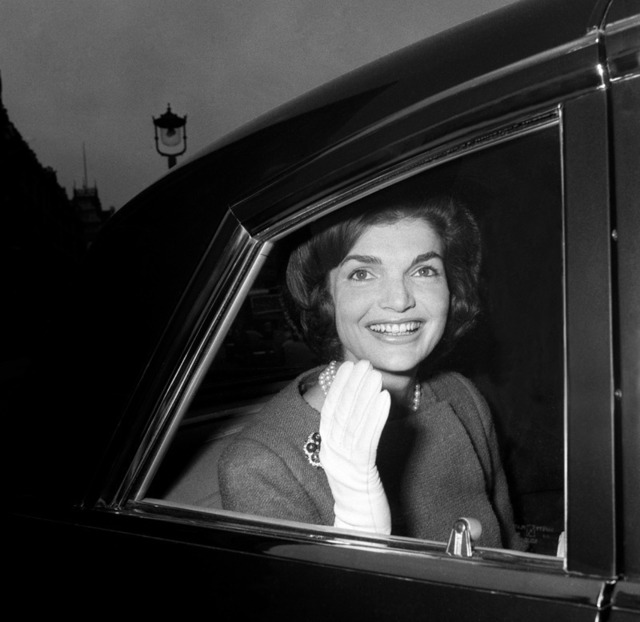 , 'Jackie Kennedy, London,' 1962, Contessa Gallery