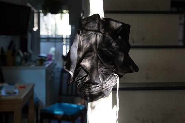 , 'SHORT ON BANISTER,' 2016, Galería Juana de Aizpuru