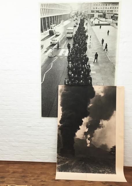 , 'Black Smoker,' 2015, Rokeby Gallery