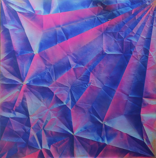 Marica Fasoli, 'Unicorn', 2019, Liquid art system